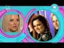 Вика Воронина в гостях у программы «100 лучших клипов 00-х по версии Муз ТВ » «Яй-Я»