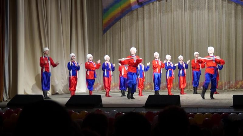 Казачий танец. Отчетный концерт 2017