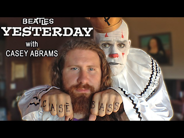 Yesterday Beatles cover with Casey Abrams Living room style