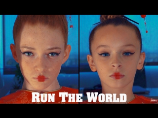 Run the world - taylor hatala & larsen thompson / janelle ginestra choreography