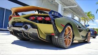 Bugatti DIVO, Lamborghini SIAN, Centenario, SVJ, LaFerrari, Apollo IE, McLaren P1 - Compilation