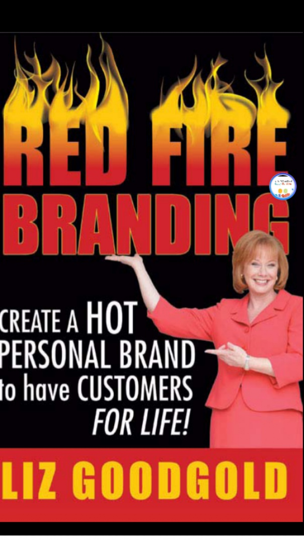 Red Fire Branding Creating a Hot