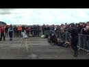 Rolls Royce Griffon V12 Mk58 36 7 litre engine run at Duxford Flying