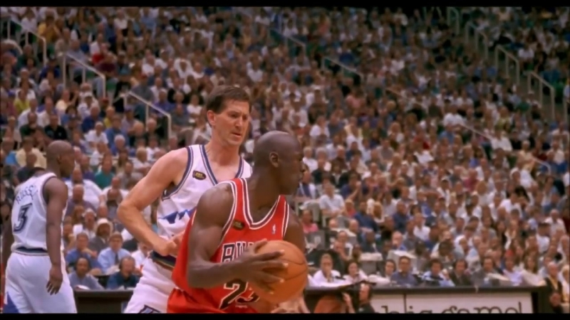 Michael Jordan I Believe I Can Fly HD(1080p) by AndreyKA_22