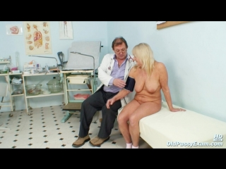 [OldPussyExam] Dorota [Medical Fetish, Gyno Exam, Gaping, Mature, Vaginal Enema, Pissing, Pussy Closeups, Speculum]