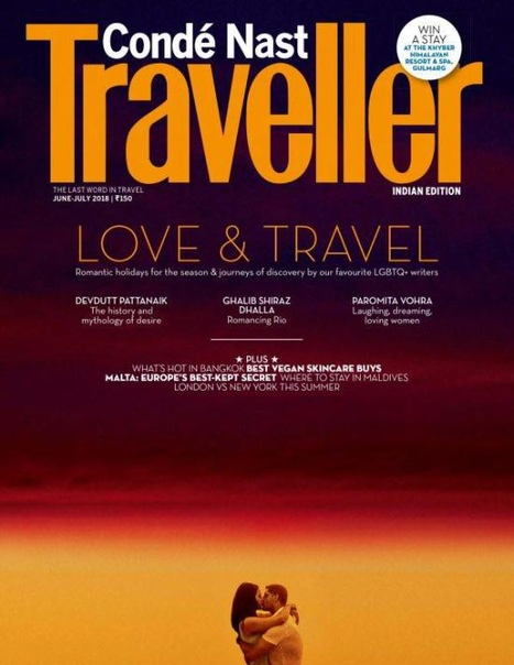 2018-06-01 Conde Nast Traveller India