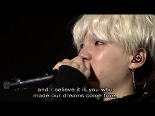 [BTS MEMORIES OF 2017] ARMY TIME - DON'T CRY JK HOBI SUGA V