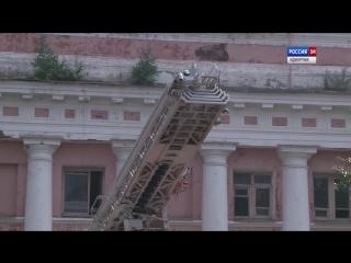 Ижевск потерял шпиль на символе города. Россия 24