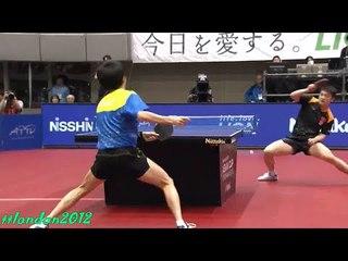 Fan Zhendong vs Lin Gaoyuan (Asian Cup 2018) Final