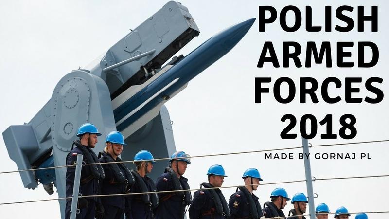 Polish Army 2018 FULL HD 1080p Polish Armed Forces WOJSKO POLSKIE