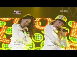 *Full HD* [] 5Dolls - I Mean You @ Music Bank