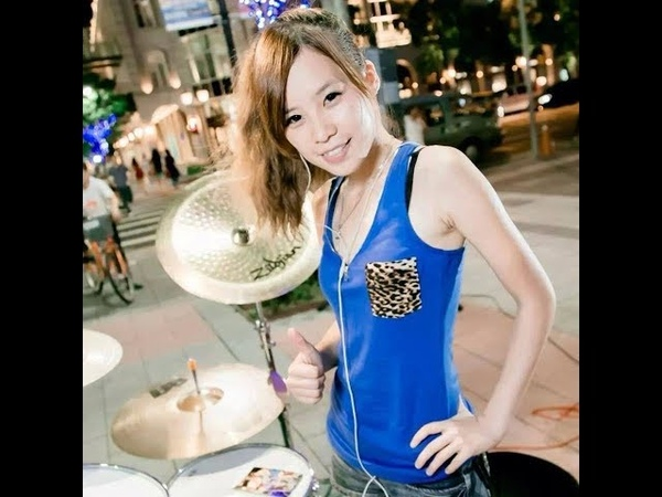Incredible Kickin' Female Drummers from all over the WORLD Killing it !