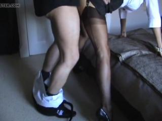 Fantasy sissy 063 perfect presentation ff nylons and heels