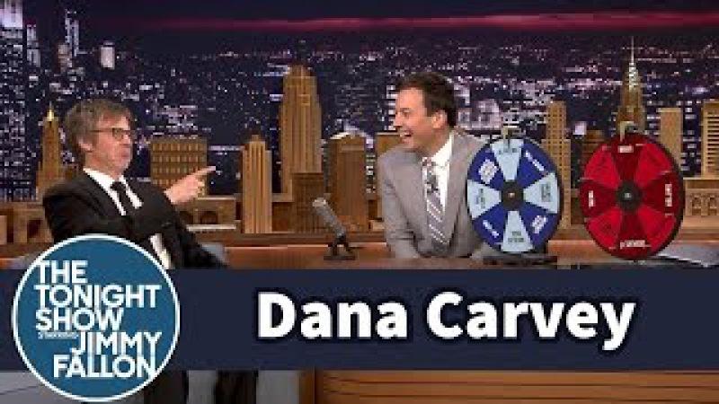 Dana Carvey Plays Wheel of Impressions -- Part 1