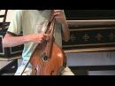 Hotteterre Premiére Suite pour la Flûte VI Menuet I II Laura Rónai Eduardo Antonello