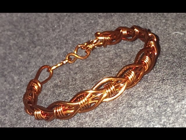 Unisex twisted bracelet - jewelry can be used for both men and women 81