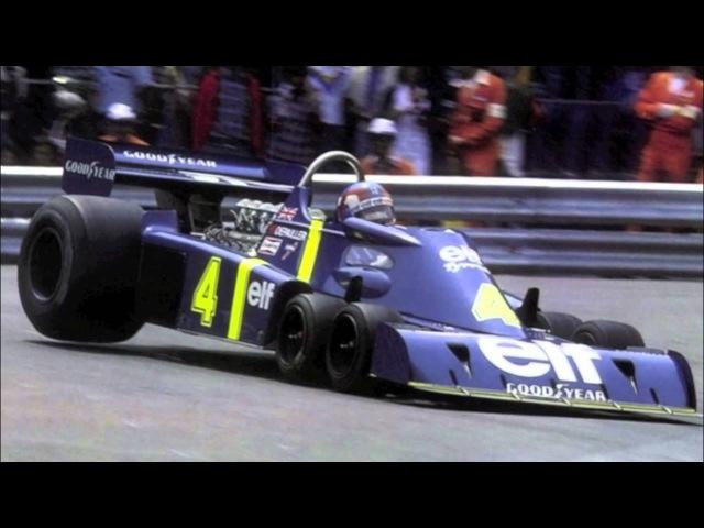 Radical Formula One Car: Tyrell P34
