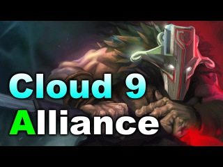 Alliance vs Cloud 9 - The Summit 7 EU Quals DOTA 2