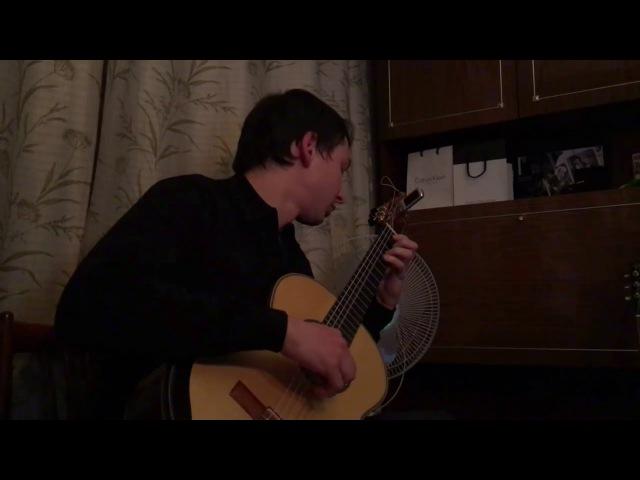 Matteo Carcassi - Study in A minor Op.60 No.7   Играет: Ученик (Андрей Кольго)