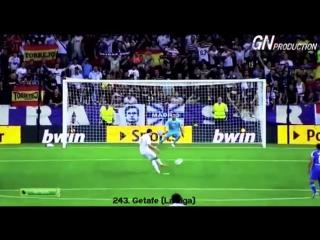 Krishtianu Ronaldo faoliyati davomida urgan 500 goli
