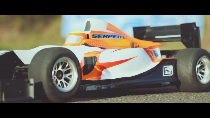 Serpent F110 SF2 1 10 scale electric powerd F1