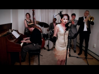 """crazy in love"" (beyonce) - 1920s great gatsby cover by robyn adele anderson"
