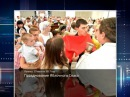 ГТРК ЛНР. Очевидец. Празднование Яблочного Спаса. 19 августа 2017
