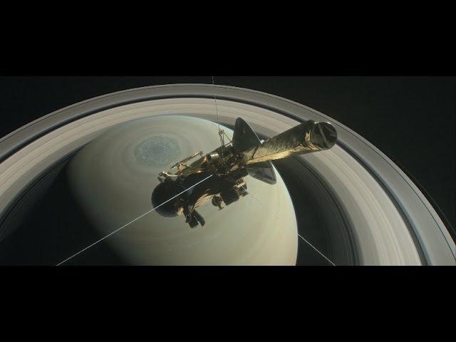 NASA at Saturn Cassini's Grand Finale