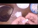 Ягоды из фоамирана (обтяжка)