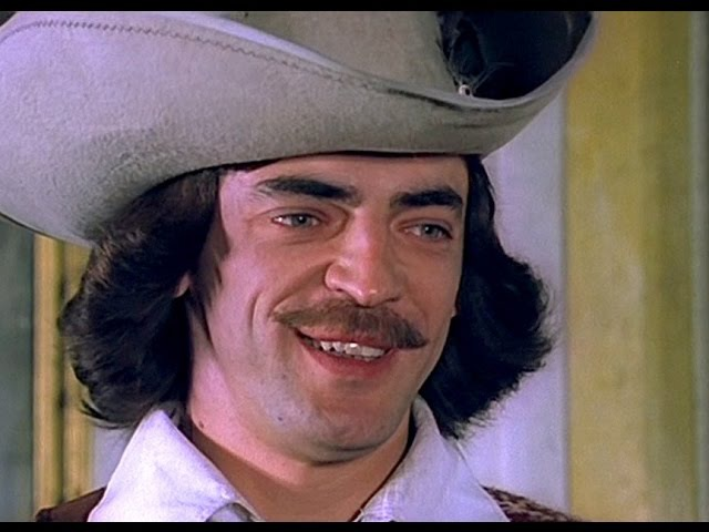 Д'Артаньян и три мушкетера 1 серия 1978