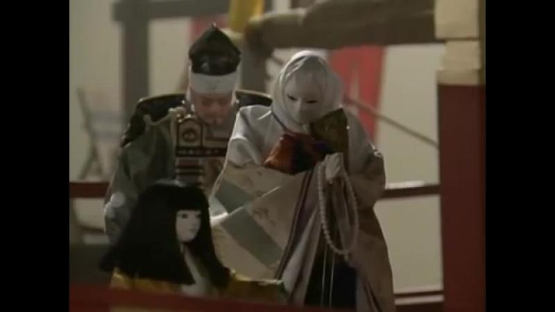人形時代劇 HeikeMonogatari 第5部 第07話 「滅亡、壇ノ浦」