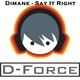 Dimane - Say It Right