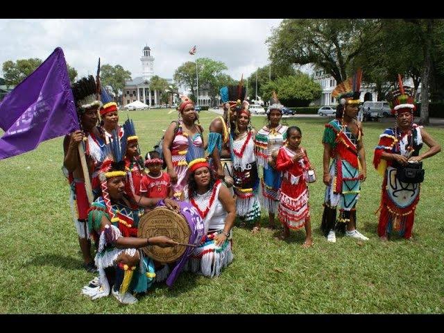 Суринам Затерянный мир в тропических лесах