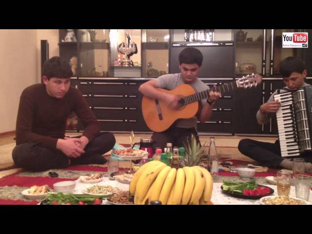 Turkmen gitara aydymlary 4 nji bolek