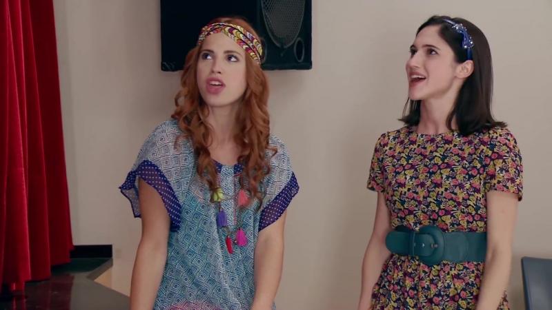 Violetta Momento Musical Cami Fran Naty y Ludmila interpretan Encender Nuestra Luz