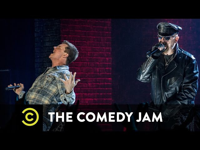 The Comedy Jam - Jim Breuer Rob Halford - Youve Got Another Thing Coming