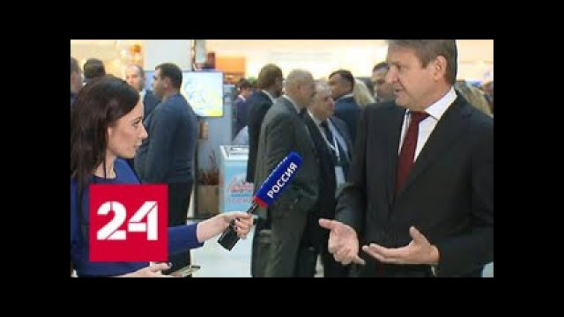 Александр Ткачев через пять лет мы забудем о дефиците в молочной отрасли навсег...