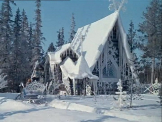 Морозко. 1964 г. Фильм - сказка. Александр Роу.