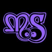 Логотип MADSTREAM BOOKING AGENCY