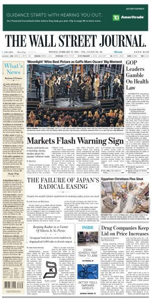 The Wall Street Journal February 27 2017 FreeMags