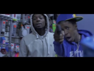Young Ra feat. ShredGang Mone, Cash Kidd & Bandgang Biggs - My City (Official Music Video)