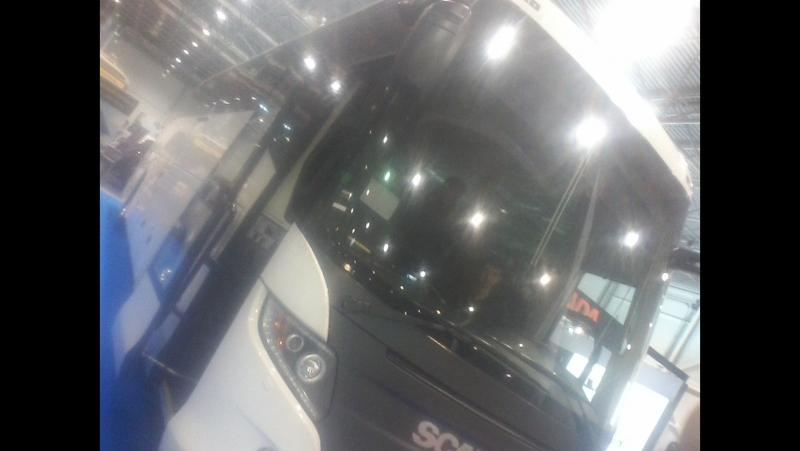 Скания автобус автосиб 2017