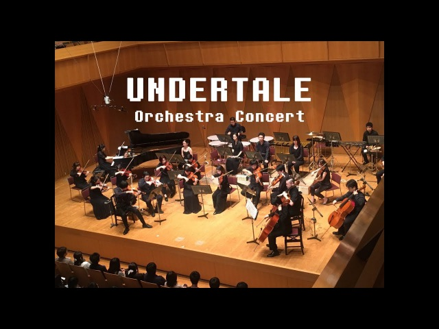 UNDERTALE Orchestra Concert - Hopes and Dreams, SAVE the World, and His Theme.