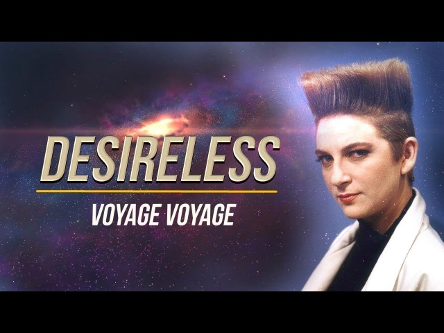 Desireless-Voyage Voyage (2018(Ext. -CJ Vitos DJ Vetroff Remix-Mix By Marc Eliow)