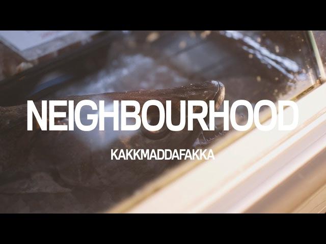 Kakkmaddafakka - Neighbourhood (Official Music Video)
