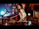 Foo Fighters Meets 70's Bobby Caldwell - Live Looping Mashup by Elise Trouw