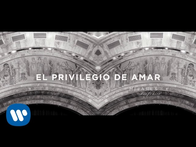 Mijares - El Privilegio de Amar (Video Oficial)