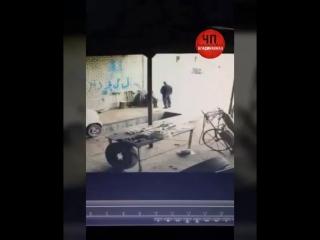 ChP Житель Дигоры пострадал от взрывной волны шины