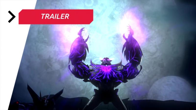 Transformers Prime Beast Hunters Predacons Rising Official Trailer