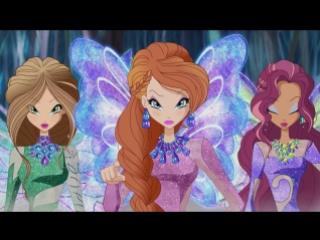 World Of Winx - S02E08 Tiger Lily